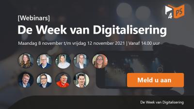 Week van Digitalisering 2021