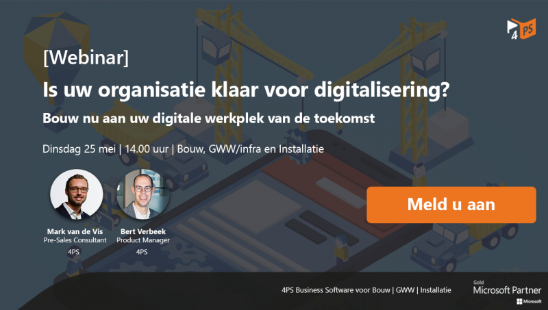 Is uw organisatie klaar voor digitalisering?