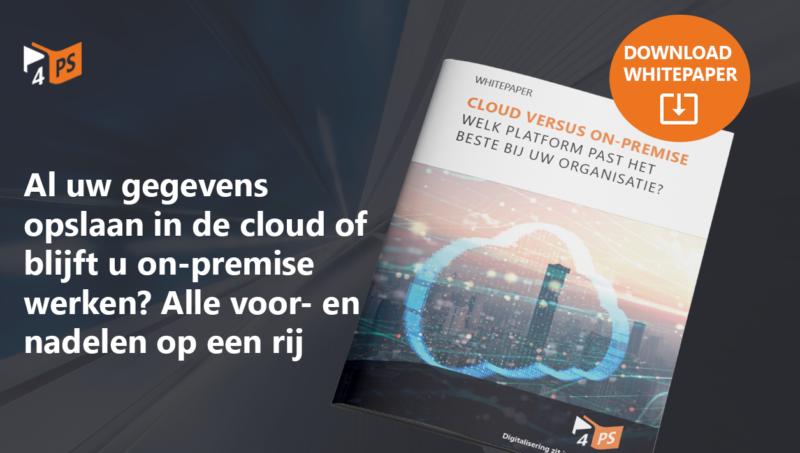 Whitepaper: cloud versus on-premise