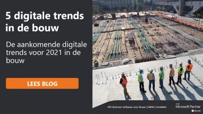 Trends bouwsector 2021
