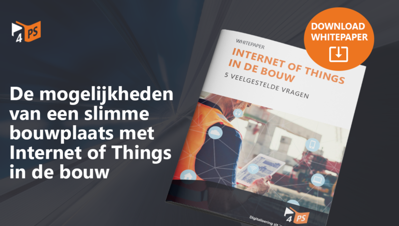 Internet of Things in de bouw