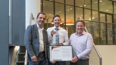 BAM International winnaar implementatie 4PS Construct