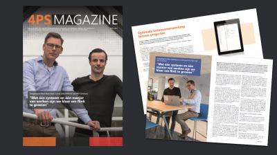 Nieuw 4PS Magazine - april 2020