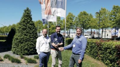 4PS versterkt internationale positie met overname in België