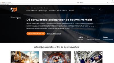 Lancering nieuwe website 4PS