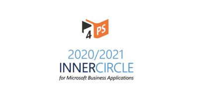 4PS onderdeel van Microsoft Inner Circle