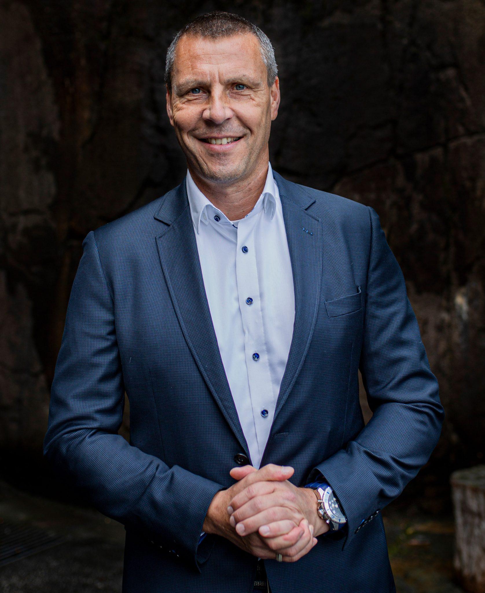 Marcel van Noord - Sales Manager 4PS