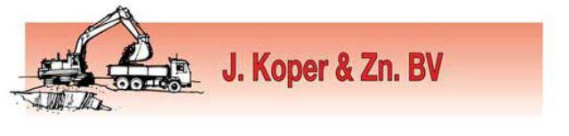 Klantvideo J. Koper & Zn. BV
