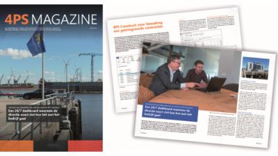 Lees het nieuwe 4PS Magazine digitaal - juni 2019
