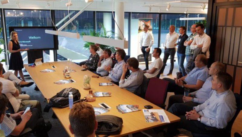 Terugblik Seminar Digitalisering bij Microsoft