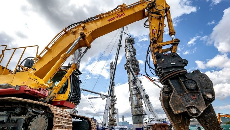 Van Vliet Demolition selecteert 4PS