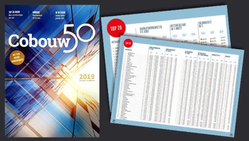 Cobouw50 magazine 2019